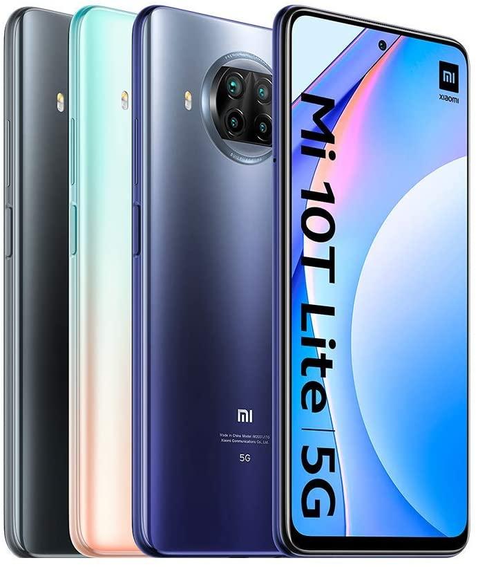"Xiaomi Mi 10T Lite 5G 64GB 6.67"" 120Hz, Snapdragon 750G, 4820mAh - £199 / 128GB £249 + £30 Mi Store Voucher @ Xiaomi UK"