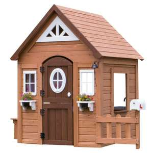 Backyard Discovery Aspen Playhouse (for 2-10 year olds) £239.99 delivered @ Costco