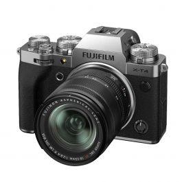 FUJIFILM X-T4 Kit (XF18-55mm Lens) X Series camera Refurbished £1,499 + £4.99 del at Fujifilm Shop
