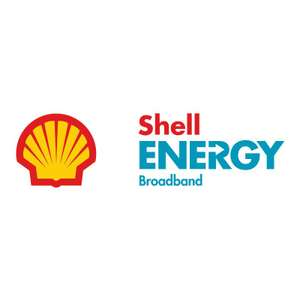 Shell Broadband G.fast 330 Mbps Down UP 50Mps £34.99 per month 18 Months at Shell Energy