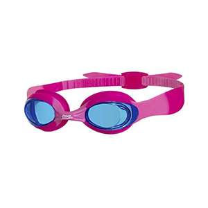 Zoggs Children's Little Twist with UV Protection and Anti-Fog Swimming Goggles (Up to 6 Years) £5.53 (Prime) / £10.02 (non Prime) at Amazon