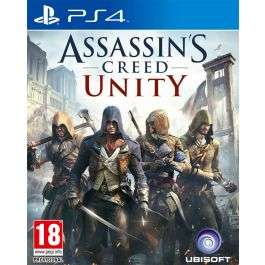 Assassin's Creed Unity Playstation 4 £10.95 at The Game Collection