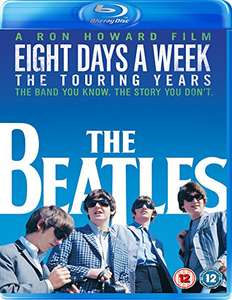The Beatles: Eight Days a Week - The Touring Years Blu-ray £2.33 Prime / £5.32 non-Prime @ Amazon