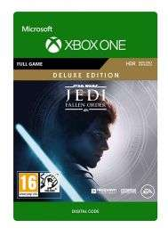 Star Wars: Jedi Fallen Order – Deluxe Edition – Full Game DLC and EA Access 1 Month (Xbox One) £999 @ Go2Games