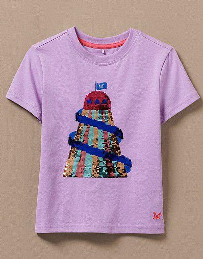 Various kids tshirts reduced to £5 at Crew Clothing (Free C&C)