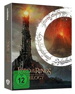 Lord of the Rings 4K HDR Trilogy Extended Editions €65.05 / £58.99 delivered Pre-Order @ Amazon Germany.