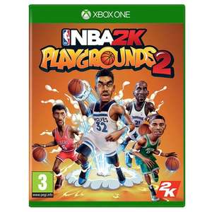 NBA 2K Playgrounds 2 (Xbox One) £4.99 Delivered @ Monster-Shop