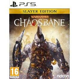 Warhammer Chaosbane: Slayer Edition (PS5) Pre-order £44.95 delivered at The Game Collection