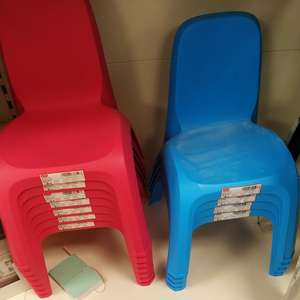 TESCO kids chair - Pink or Blue £1.50 in store only (Norfolk)