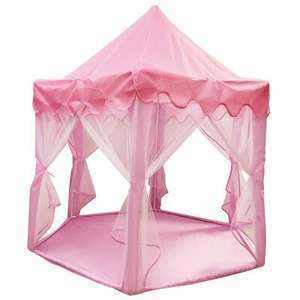 Play Castle Tent now £18.75 using code (Free Click & Collect) @ The Works