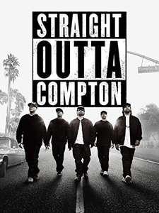 Straight Outta Compton - 4K UHD Rental - 99p @ Amazon Prime Video