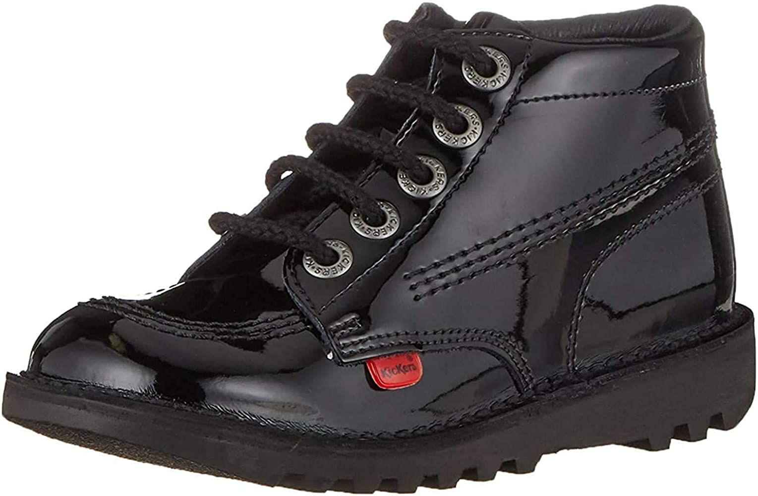 Kickers Unisex Kid's Kick Hi Core Ankle Boots £30 Amazon