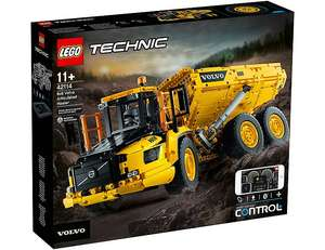 LEGO Technic 42114 6x6 Volvo Articulated Hauler £174.99 with code or + £0.01 of LEGO and code 40LEGO = £159.99 @ John Lewis & Partners