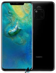 Huawei Mate 20 Pro Black, 128 GB, Vodafone, Good Condition - £179 @ 4gadgets