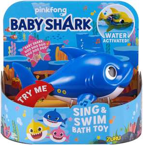 Baby shark swim bath toy - £10 Prime / +£4.49 non Prime @ Amazon