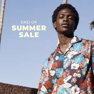 Up to 60% off the Sale + Extra 10% Off Automatically Applied + £2.95 Delivery Free on £35 spend @ Original Penguin