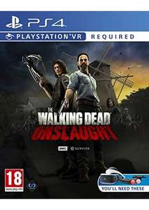 The Walking Dead: Onslaught (PS4 PSVR / PS5 Compatible] £27.85 Delivered @ Base