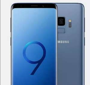 Samsung Galaxy S9 64GB Blue/Purple EE Locked Refurbished Good Condition Smartphone - £179.54 With Code @ Music Magpie / Ebay