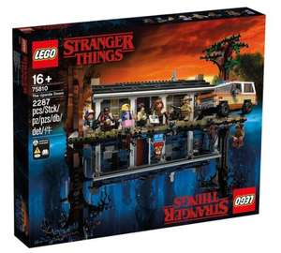 Various Lego Reductions - 20-25% Off at El Corte Ingles - Eg Stranger Things Lego Set for £146.29