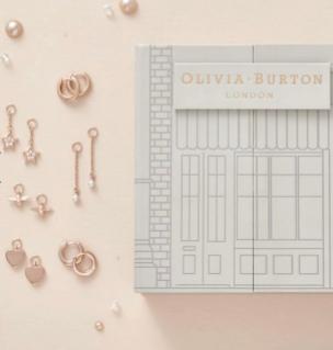 Olivia Burton House Of Huggies Set OBJGSET12 £75 @ Charles Fish