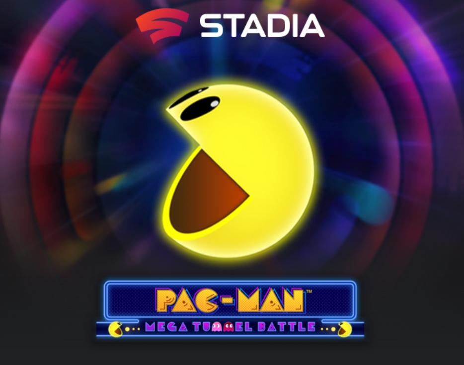 Pac Man Mega Tunnel Battle - Temporarily free demo until 27/10/2020 @ Google Stadia