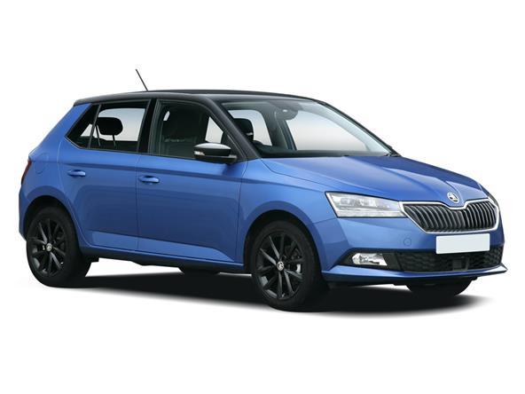 SKODA FABIA Hatchback 1.0 TSI SE 5dr £12,552 at New Car Discount