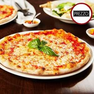 Three Course Meal with Glass of Wine for Two at Prezzo £15 evoucher with code (or + £1.99 delivery) @ BuyAGift