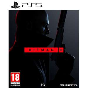 Hitman 3 [PS5 / PSVR] Pre-Order £49.99 Delivered @ 365Games