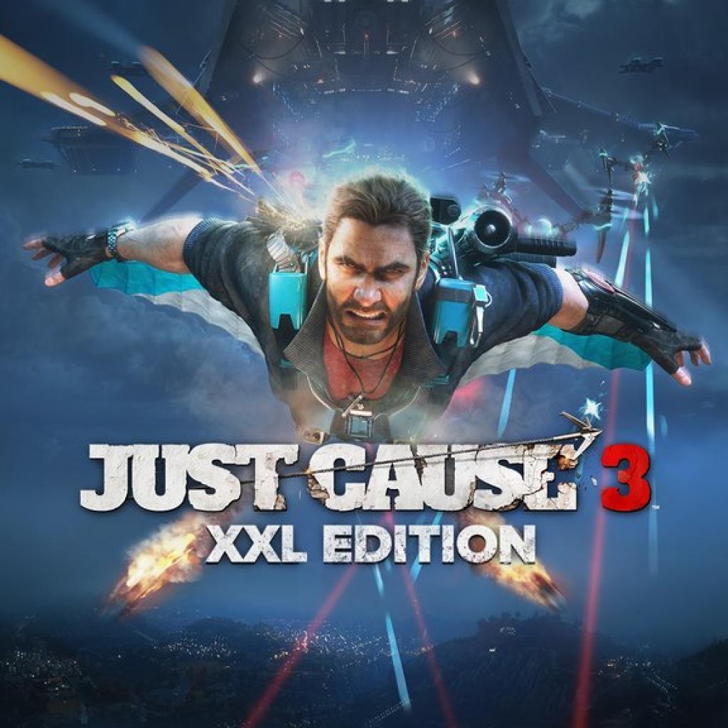 (PC) Just Cause 3 XXL Edition Steam Key £2.61 @ Fanatical