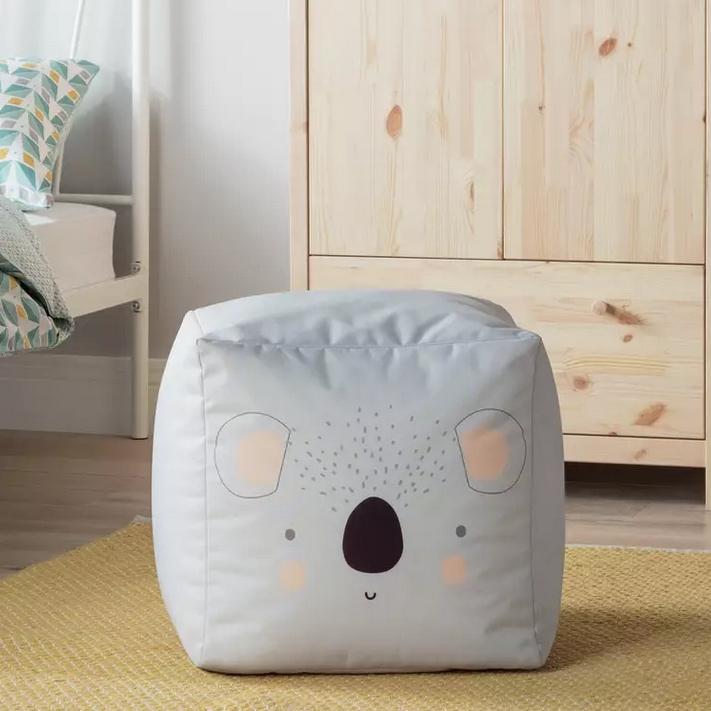 Cube Koala Bean Bag / Cube Tiger Bean Bag £12.50 ( free click and collect) @ Argos
