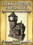 [Niche deal] Building models made of paper for e.g. model railways, Warhammer, Steampunk dioramas, tabletops etc. £1 @ Drivethrurpg