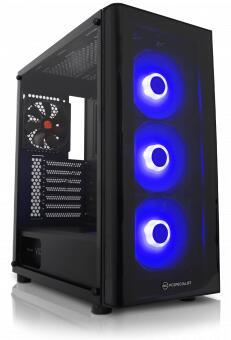 """PC Specialist Gaming PC AMD - Ryzen 5 3600X, 16GB RAM(2 x 8GB) RADEON™ RX 550, 512GB PCS 2.5"""" SSD, 450W Power Supply £670.99 @ PC Specialist"""