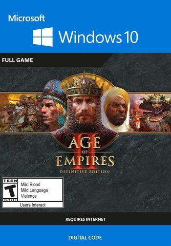Age of Empires II: Definitive Edition (Win 10) £5.43 (Using Code) @ Buy-n-Play via Eneba