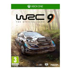 WRC 9 [Xbox One / Series X / PS4 / PS5] £32.95 Delivered @ TheGameCollection