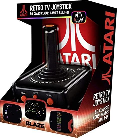 Atari Retro TV Joystick 10 Games £12 @ B&M (Castle Vale)