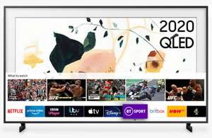 Samsung The Frame (2020) QLED Art Mode TV with No-Gap Wall Mount, 50 inch £999 at John Lewis & Partners