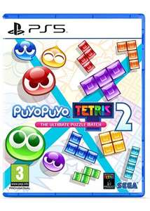 Puyo Puyo Tetris 2 [PS5 / Xbox Series X] Pre-Order £29.85 Delivered @ Base