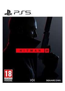 Hitman 3 [PS5 / PSVR] Pre-Order £48.85 Delivered @ Base
