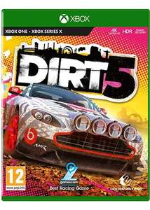 Dirt 5 [Xbox One / Series X] Pre-Order £40.85 Delivered @ Base