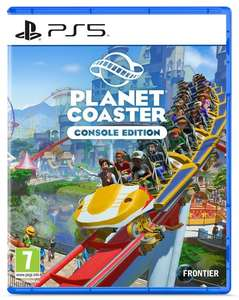 Planet Coaster [PS5 / PS4 / Series X / Xbox One] Pre-Order £31.95 Delivered @ Coolshop
