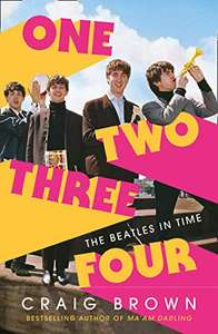One Two Three Four: The Beatles in time for kindle 99p @ Amazon