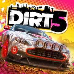 Dirt 5 [PS4 with free PS5 Upgrade] Pre-Order - £29 @ PlayStation Network Turkey
