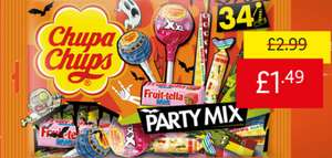 Half Price Chupa Chups Party Mix Bags (x34) for £1.49 with Lidl Plus App @ Lidl