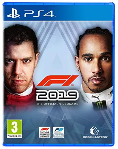 F1 2019 Standard Edition (PS4) for £14.99 (Prime) / £17.98 (Non Prime) delivered @ Amazon