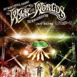 Free Stream - Jeff Wayne's The War of the Worlds via YouTube (23/10 - 7pm) for 48 hours @ The Show Must Go On