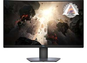 """Dell S3220DGF 32"""" QHD Curved Gaming Monitor (Cosmetic Mark Graded) £332.34 delivered @ Itcsales"""