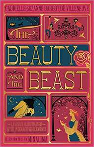 The Beauty and the Beast (Illustrated with Interactive Elements) (Harper Design Classics) Hardcover Book £14.63 delivered @ Amazon