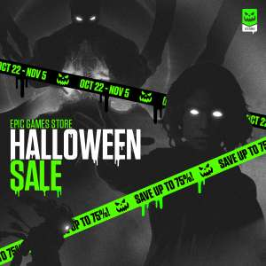 Epic Games Halloween Sale (Metro Redux | Mafia Trilogy | The Outer Worlds | Rainbow Six Seige and more) + Chance to use the £10 voucher