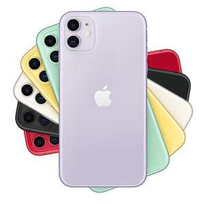iPhone 11 64GB on EE - 50GB Data, Unlimited Minutes and Texts for £32pm £0 upfront using code (24mo - Free Tech21 case) @ Affordable Mobiles