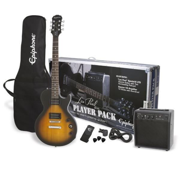 Epiphone Les Paul Special Guitar Pack Vintage Sunburst £169 @ Bonner Music